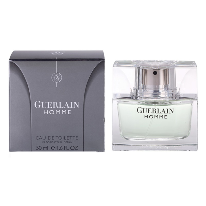 guerlain guerlain homme eau de toilette pour homme 30 ml. Black Bedroom Furniture Sets. Home Design Ideas