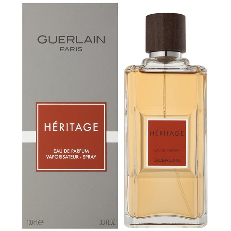 Guerlain Héritage, Eau de Parfum for Men 100 ml | notino.co.uk