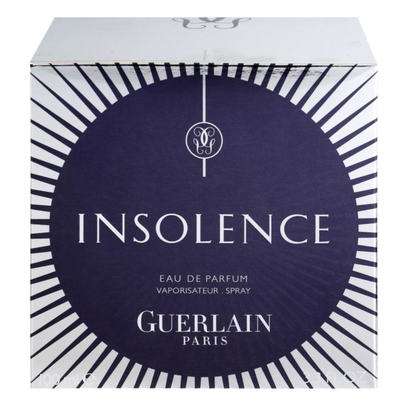 guerlain insolence eau de parfum para mujer 100 ml. Black Bedroom Furniture Sets. Home Design Ideas