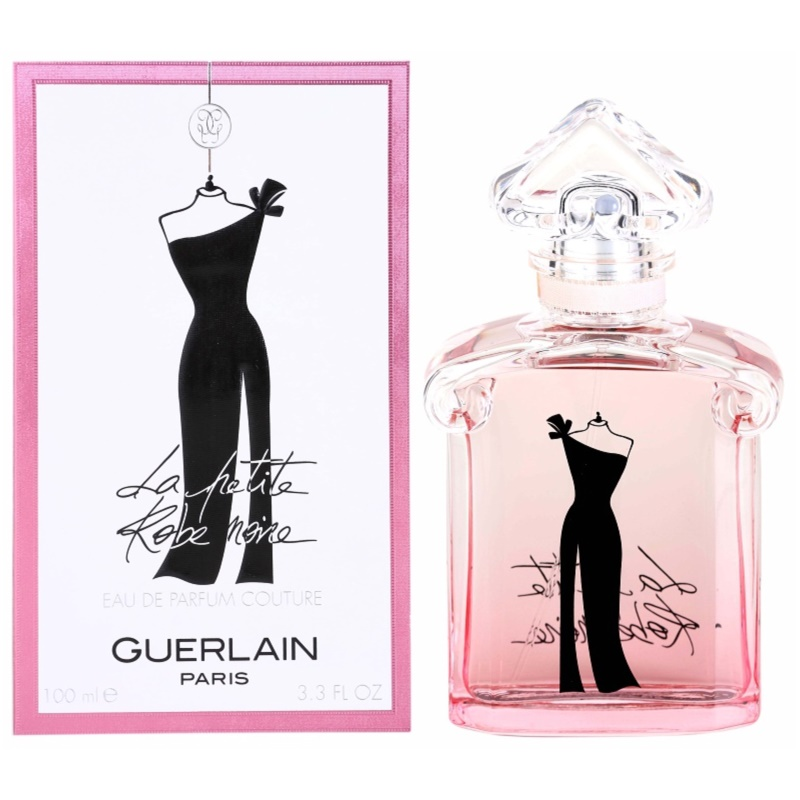 guerlain la petite robe noire couture eau de parfum pour femme 100 ml. Black Bedroom Furniture Sets. Home Design Ideas