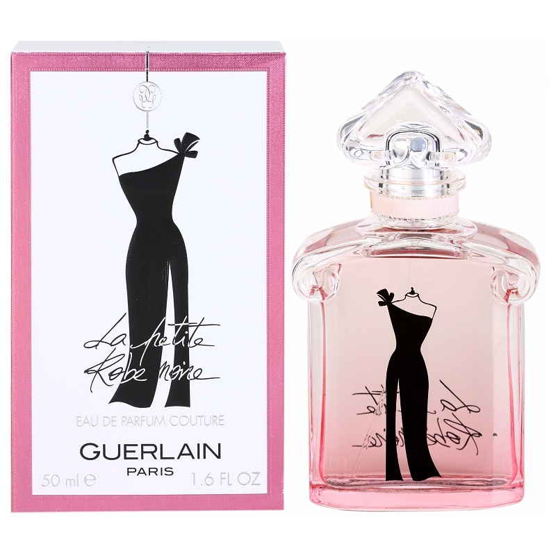 guerlain la petite robe noire couture eau de parfum for women 100 ml. Black Bedroom Furniture Sets. Home Design Ideas