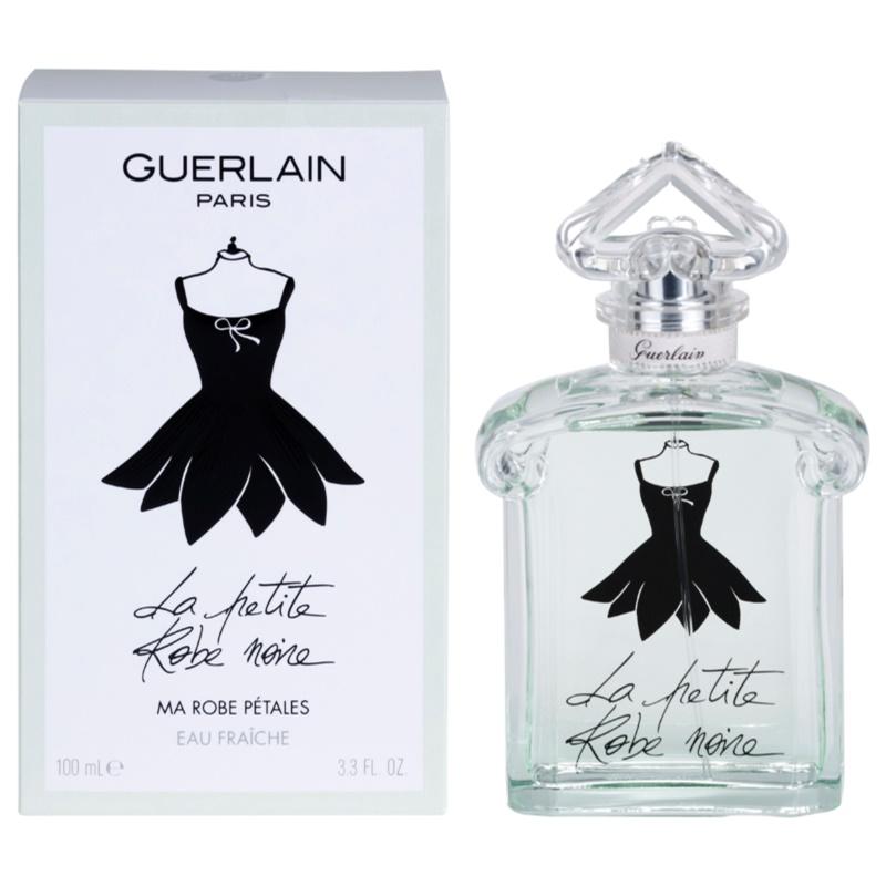 L'eau fraiche la petite robe noire