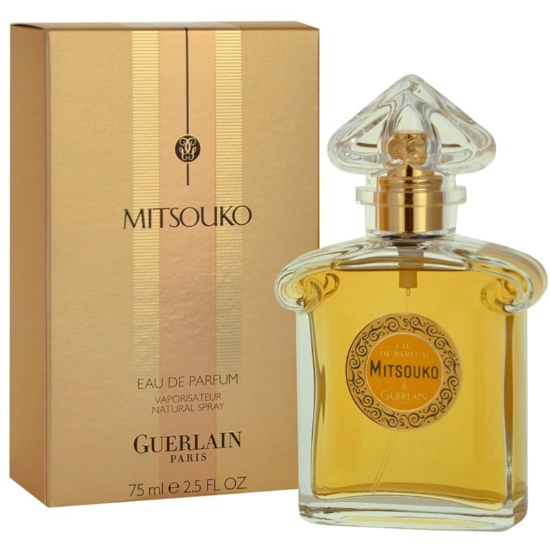 guerlain mitsouko eau de parfum pentru femei 75 ml. Black Bedroom Furniture Sets. Home Design Ideas