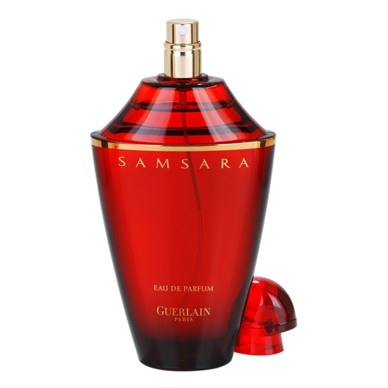 guerlain samsara eau de parfum f r damen 100 ml. Black Bedroom Furniture Sets. Home Design Ideas