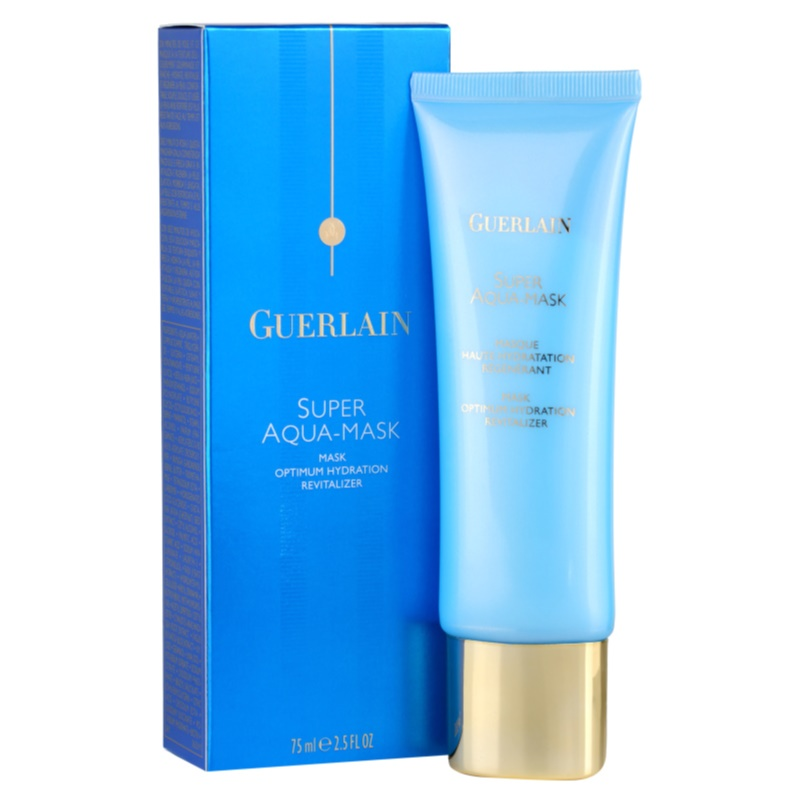 guerlain super aqua hydrating face mask. Black Bedroom Furniture Sets. Home Design Ideas