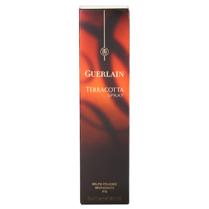 guerlain terracotta spray spray pudra autobronzant spf 10. Black Bedroom Furniture Sets. Home Design Ideas