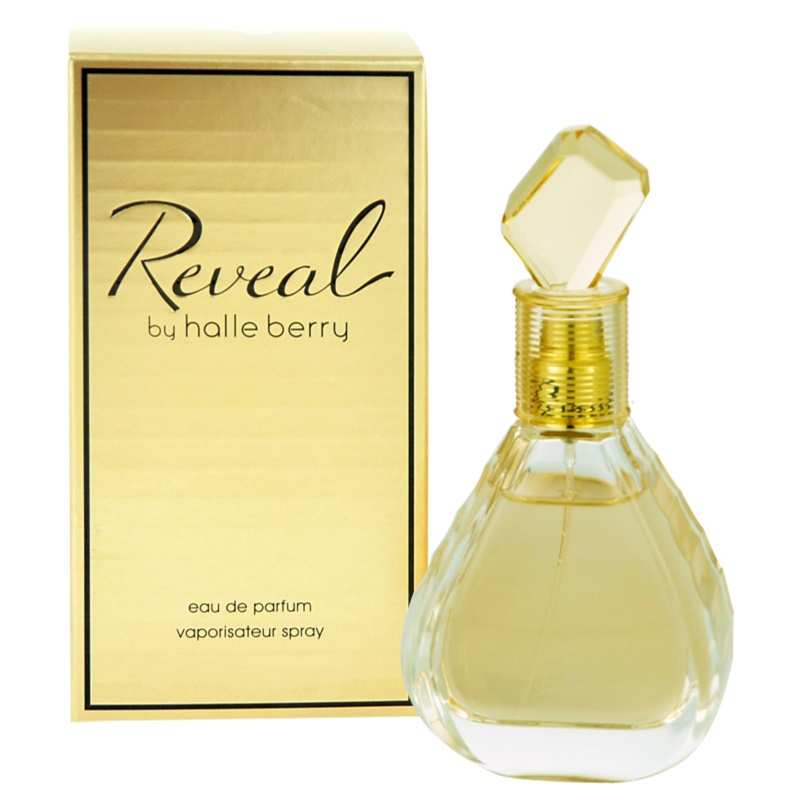 halle berry reveal eau de parfum damen 50 ml. Black Bedroom Furniture Sets. Home Design Ideas