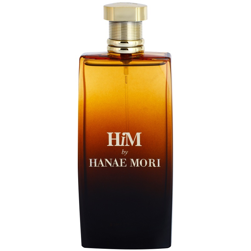 hanae mori him eau de toilette for 100 ml notino co uk