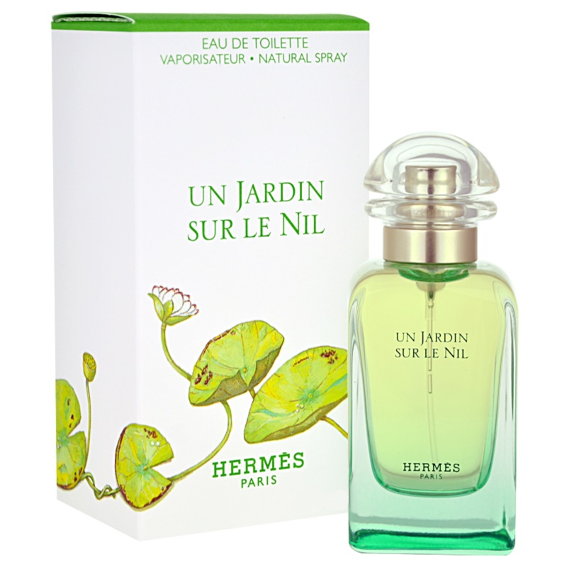 herm s un jardin sur le nil eau de toilette unisex 50 ml. Black Bedroom Furniture Sets. Home Design Ideas