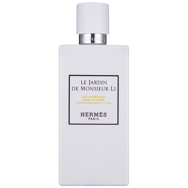 herm s le jardin de monsieur li body lotion unisex 200 ml. Black Bedroom Furniture Sets. Home Design Ideas