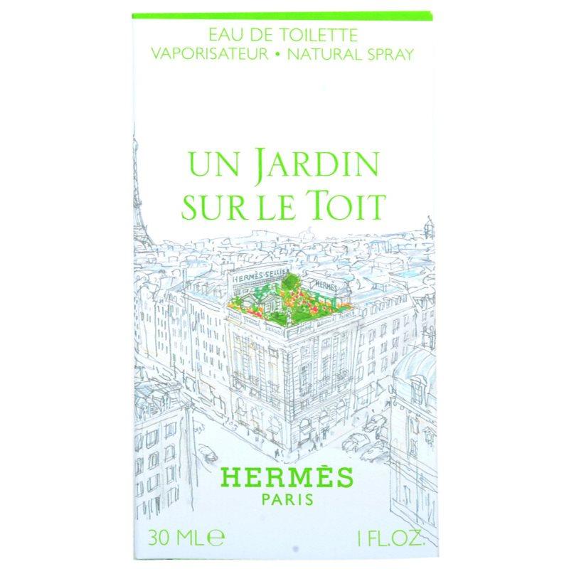 Herm s un jardin sur le toit woda toaletowa unisex 100 ml for Jardin sur le toit