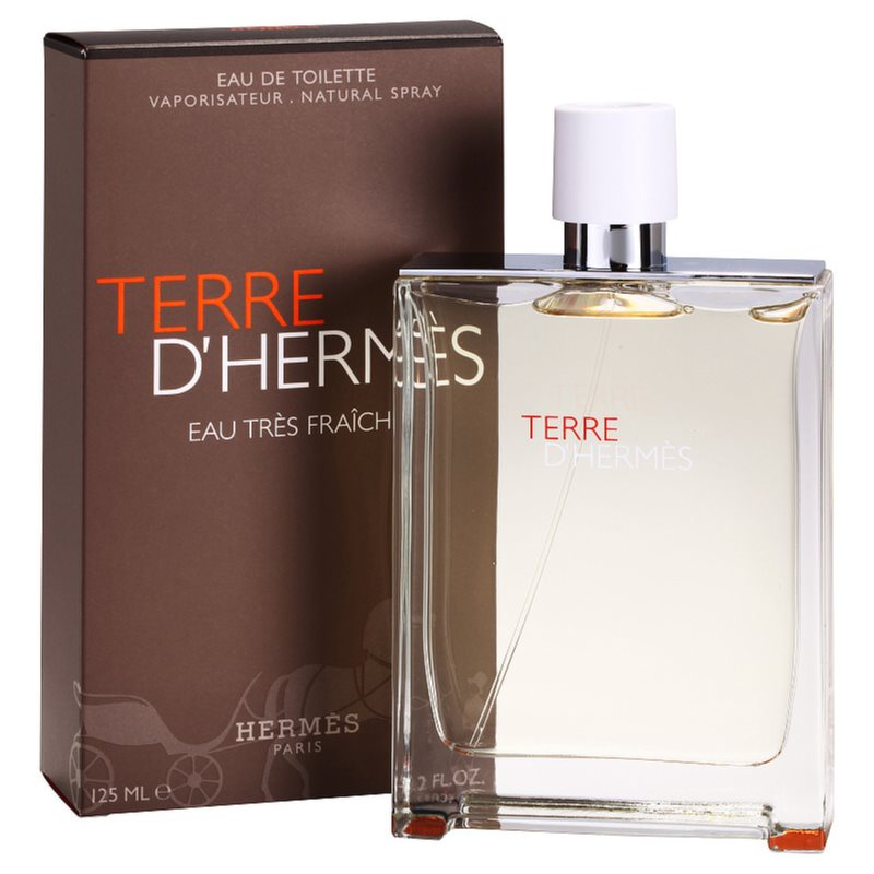 herm s terre d 39 hermes eau tres fraiche eau de toilette for men 125 ml. Black Bedroom Furniture Sets. Home Design Ideas
