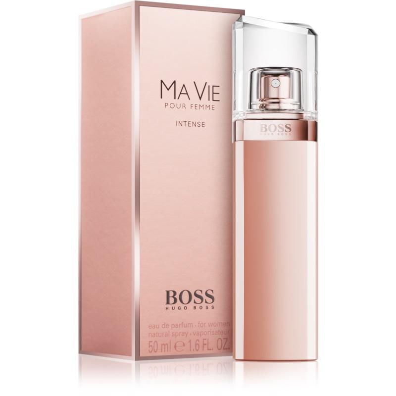 hugo boss boss ma vie intense eau de parfum pour femme 75