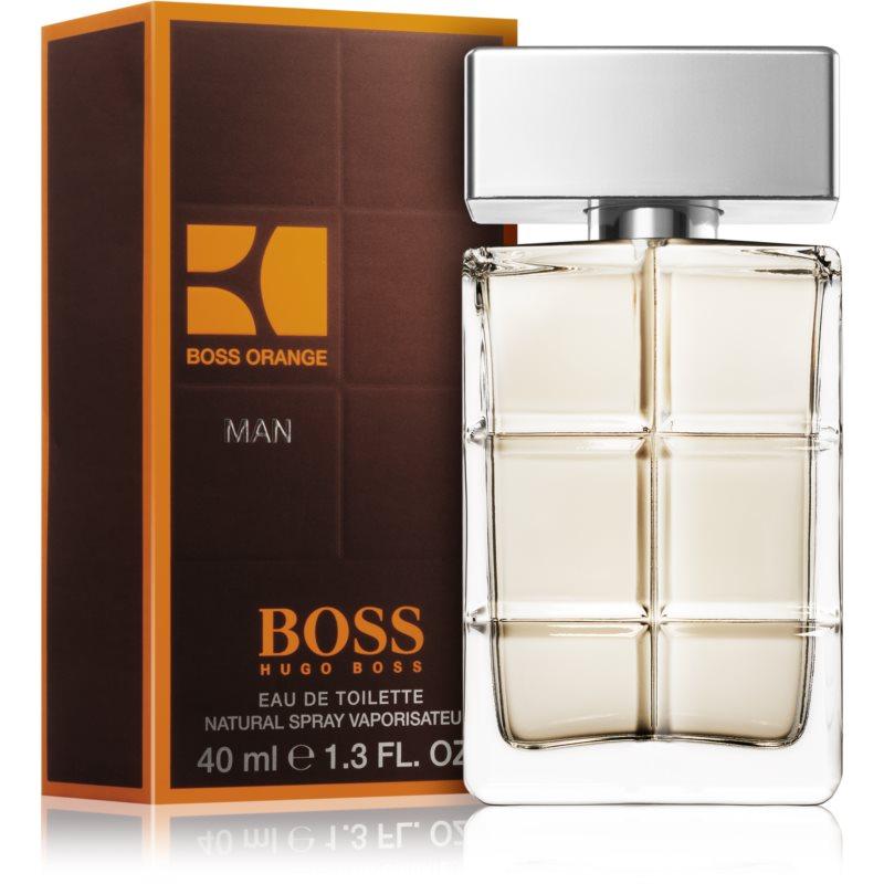 hugo boss boss orange man eau de toilette for men 100 ml. Black Bedroom Furniture Sets. Home Design Ideas