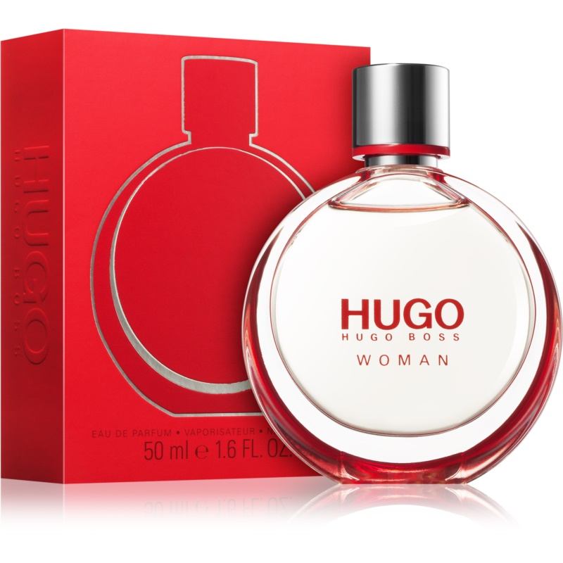 hugo boss hugo woman 2015 eau de parfum f r damen 50 ml. Black Bedroom Furniture Sets. Home Design Ideas