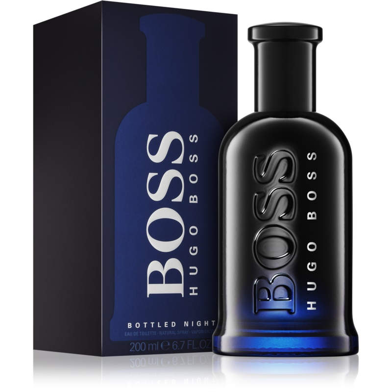 hugo boss boss bottled night eau de toilette for men 100. Black Bedroom Furniture Sets. Home Design Ideas