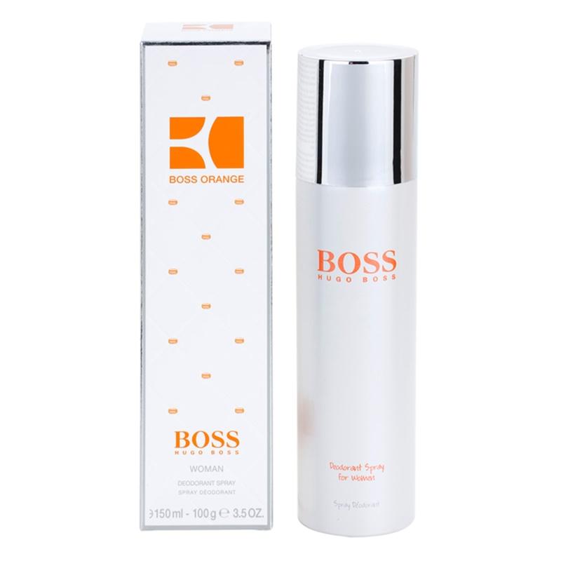 hugo boss boss orange deo spray f r damen 150 ml. Black Bedroom Furniture Sets. Home Design Ideas
