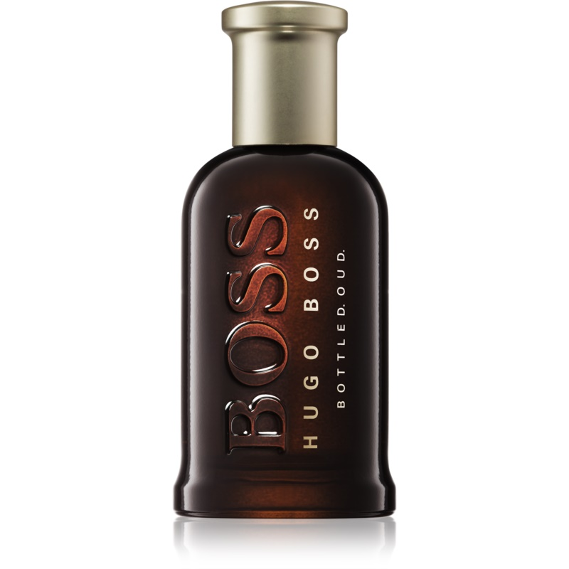 hugo boss boss bottled oud eau de parfum para hombre 100. Black Bedroom Furniture Sets. Home Design Ideas