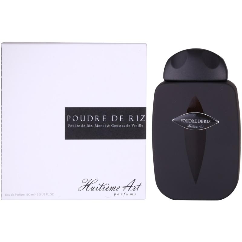 huitieme art parfums poudre de riz eau de parfum para mujer 100 ml. Black Bedroom Furniture Sets. Home Design Ideas