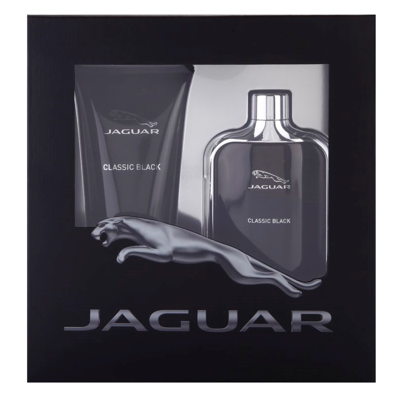 jaguar classic black gift set. Black Bedroom Furniture Sets. Home Design Ideas
