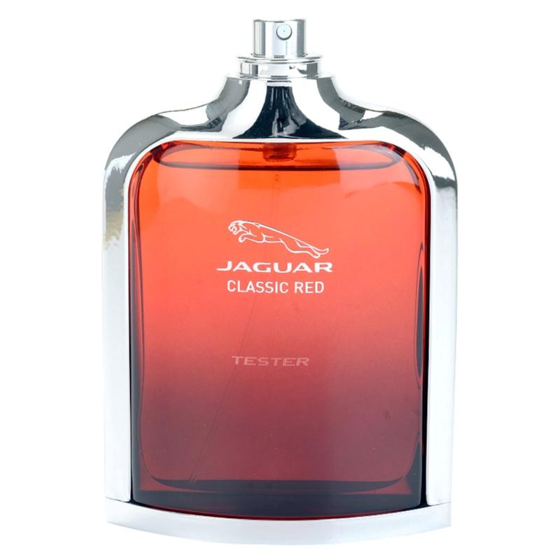 jaguar classic red woda toaletowa tester dla m czyzn 100. Black Bedroom Furniture Sets. Home Design Ideas