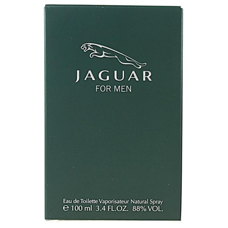 Jaguar For Men: Jaguar Jaguar For Men, Eau De Toilette Für Herren 100 Ml