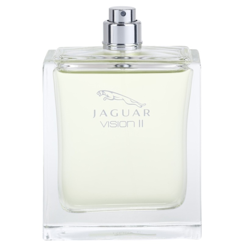 jaguar vision ii eau de toilette teszter f rfiaknak 100. Black Bedroom Furniture Sets. Home Design Ideas