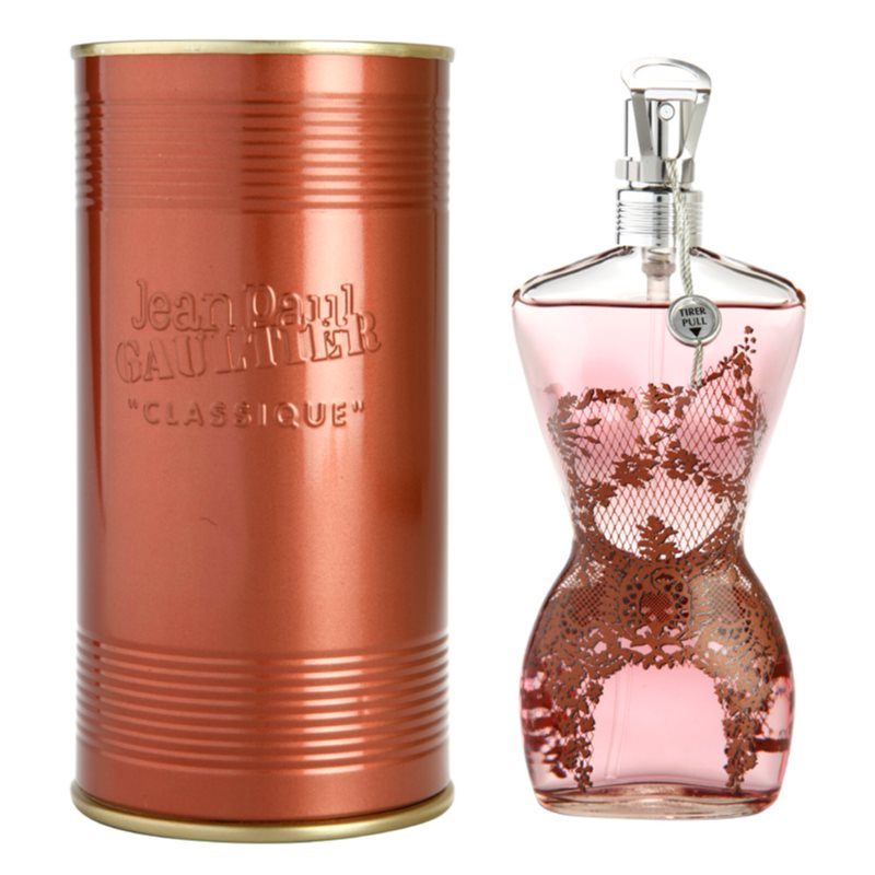jean paul gaultier classique eau de parfum eau de parfum for women 50 ml