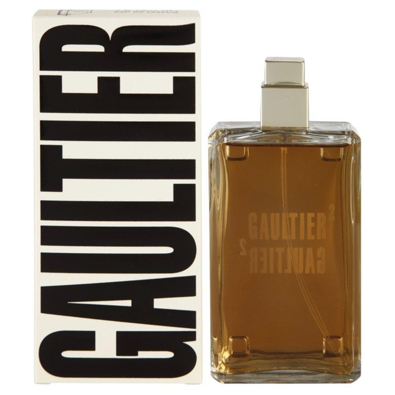 jean paul gaultier gaultier 2 eau de parfum unisex 120 ml. Black Bedroom Furniture Sets. Home Design Ideas