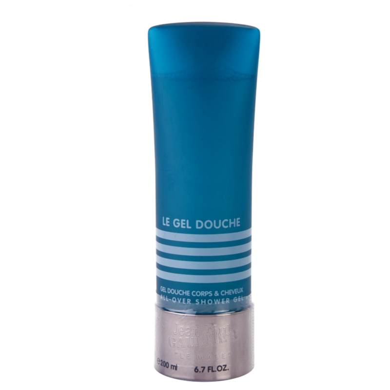 Jean paul gaultier le male gel douche pour homme 200 ml - Gel douche jean paul gaultier le male ...