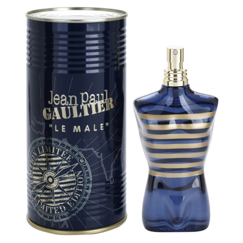 jean paul gaultier le male capitaine limited edition 2014. Black Bedroom Furniture Sets. Home Design Ideas