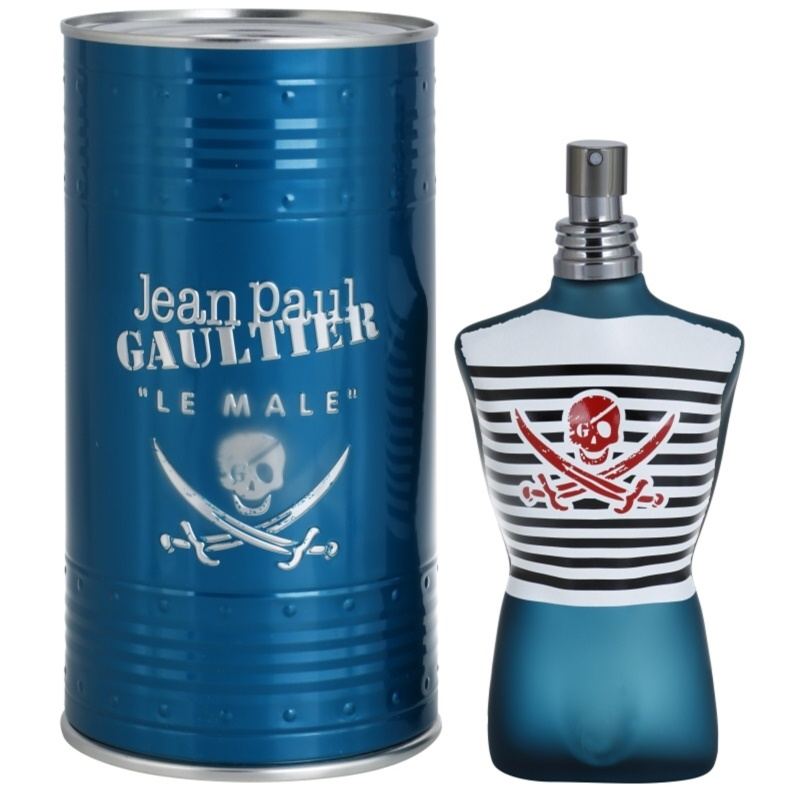 Jean paul gaultier le male pirate edition collector 2015 - Jean paul gaultier puissance 2 ...