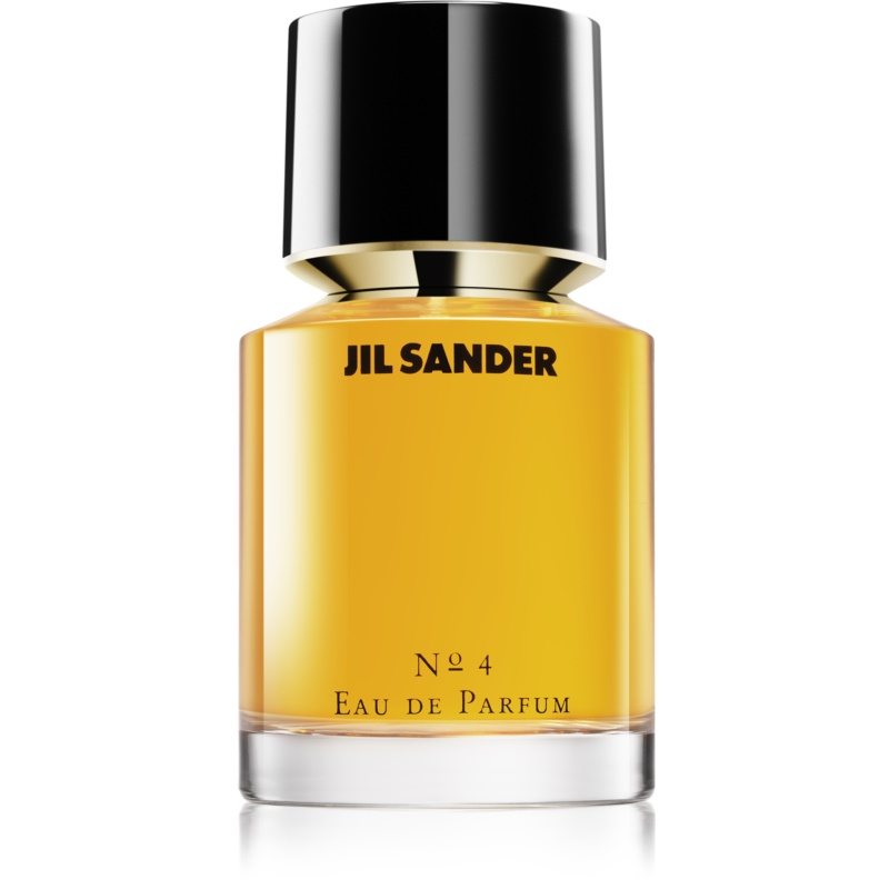 jil sander no 4 eau de parfum for women 100 ml. Black Bedroom Furniture Sets. Home Design Ideas