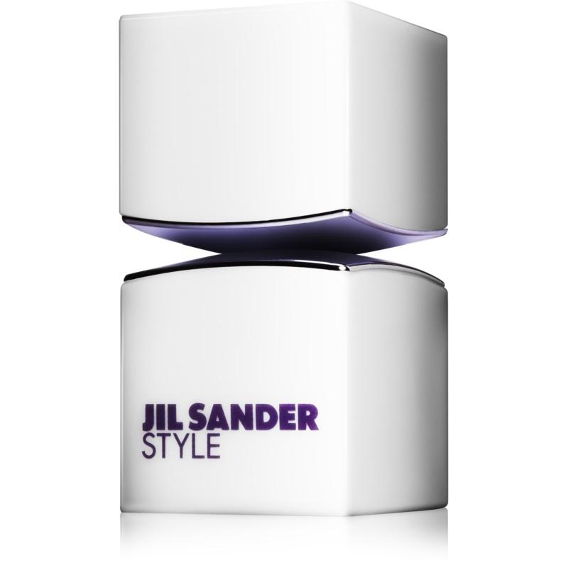 jil sander style eau de parfum f r damen 50 ml. Black Bedroom Furniture Sets. Home Design Ideas