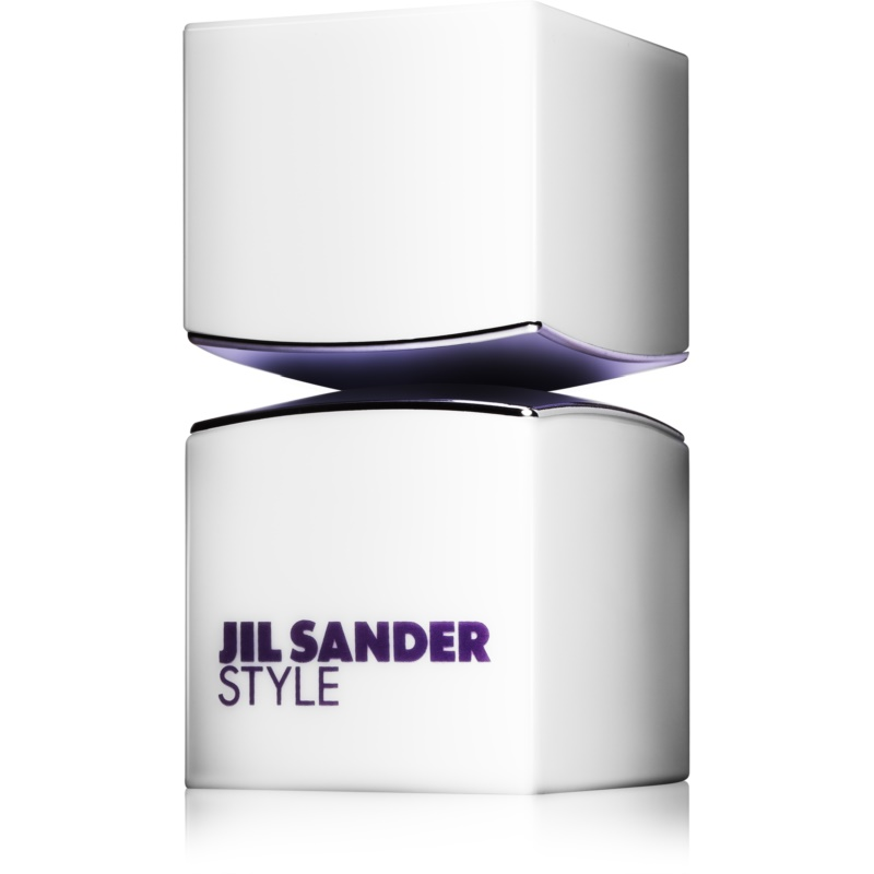 jil sander style eau de parfum for women 50 ml. Black Bedroom Furniture Sets. Home Design Ideas