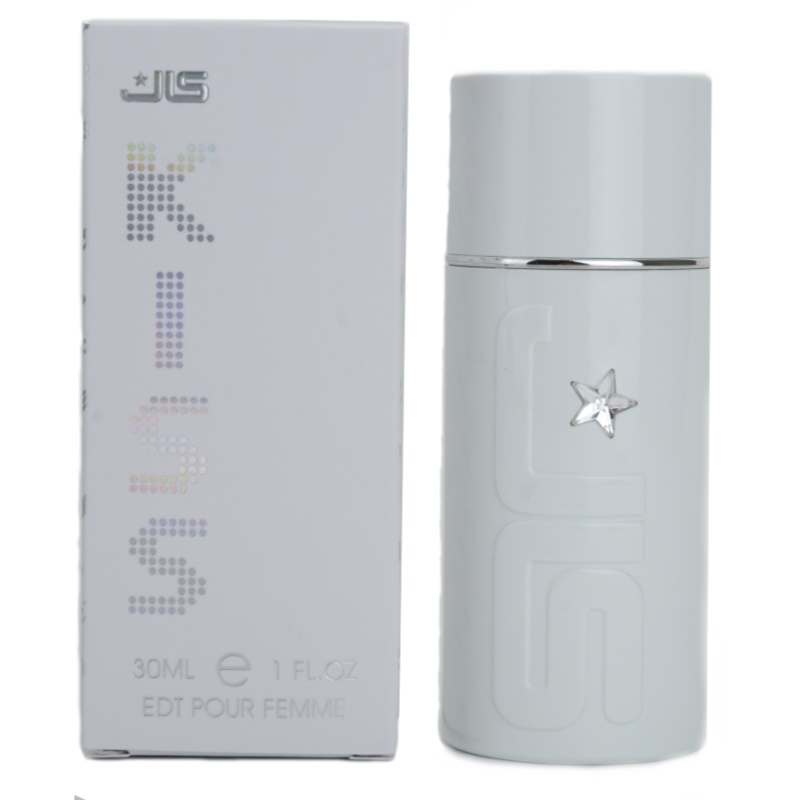 e72aa6dceeb76 JLS Kiss, Eau de Toilette para mulheres 30 ml   fapex.pt