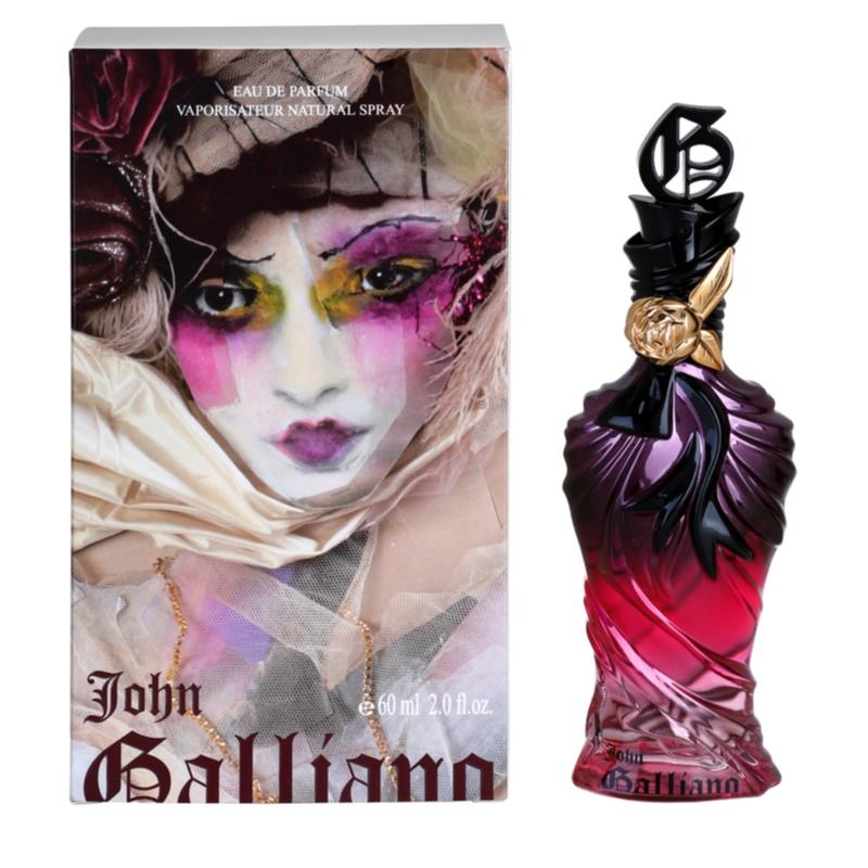 john galliano john galliano eau de parfum f r damen 40 ml. Black Bedroom Furniture Sets. Home Design Ideas