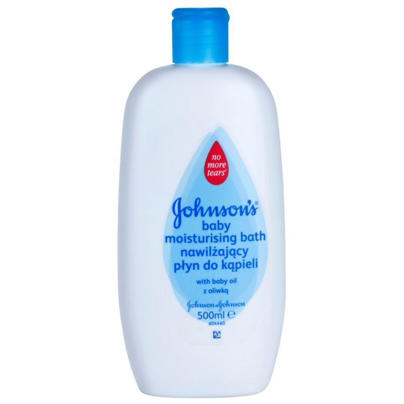 JOHNSON\'S BABY WASH AND BATH Bath Foam For Kids | notino.co.uk