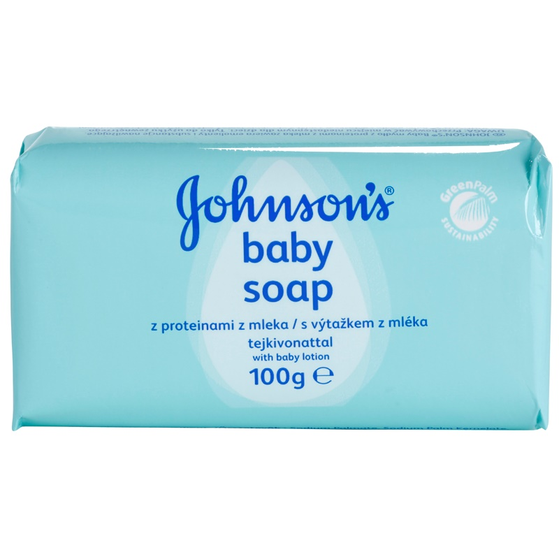 Johnson S Baby Wash And Bath Soap With Milk Extract For
