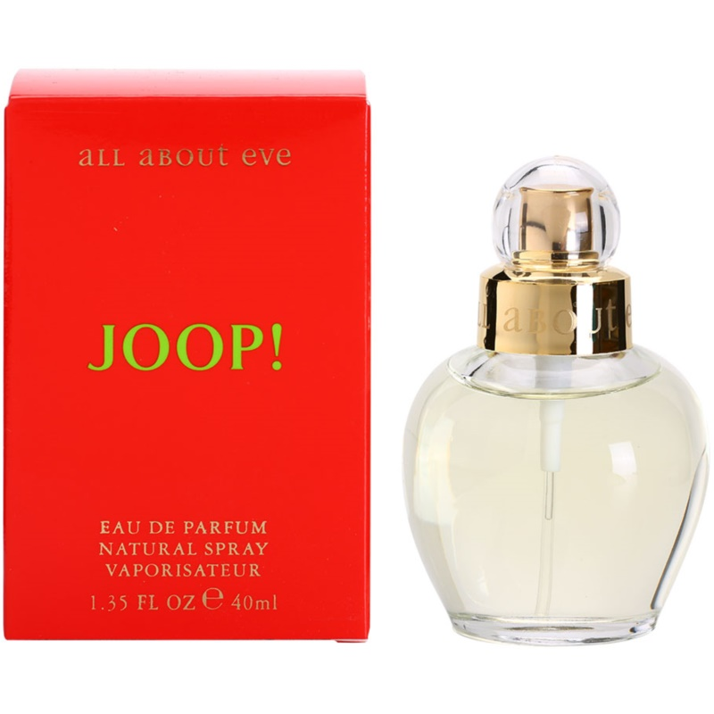 joop all about eve eau de parfum f r damen 40 ml