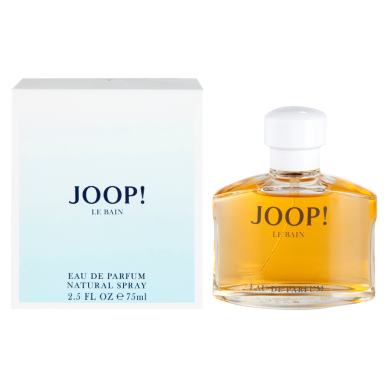 joop le bain eau de parfum f r damen 75 ml. Black Bedroom Furniture Sets. Home Design Ideas