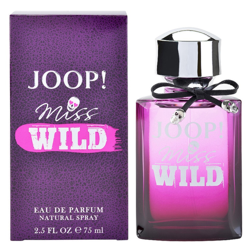 joop miss wild eau de parfum f r damen 75 ml. Black Bedroom Furniture Sets. Home Design Ideas