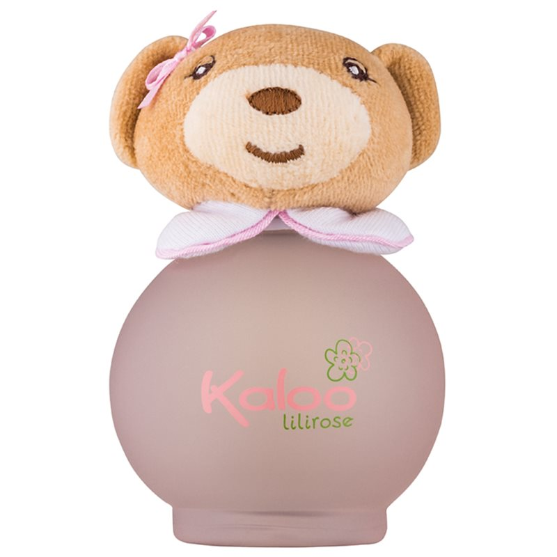 kaloo lilirose eau de toilette pour enfant 50 ml sans. Black Bedroom Furniture Sets. Home Design Ideas