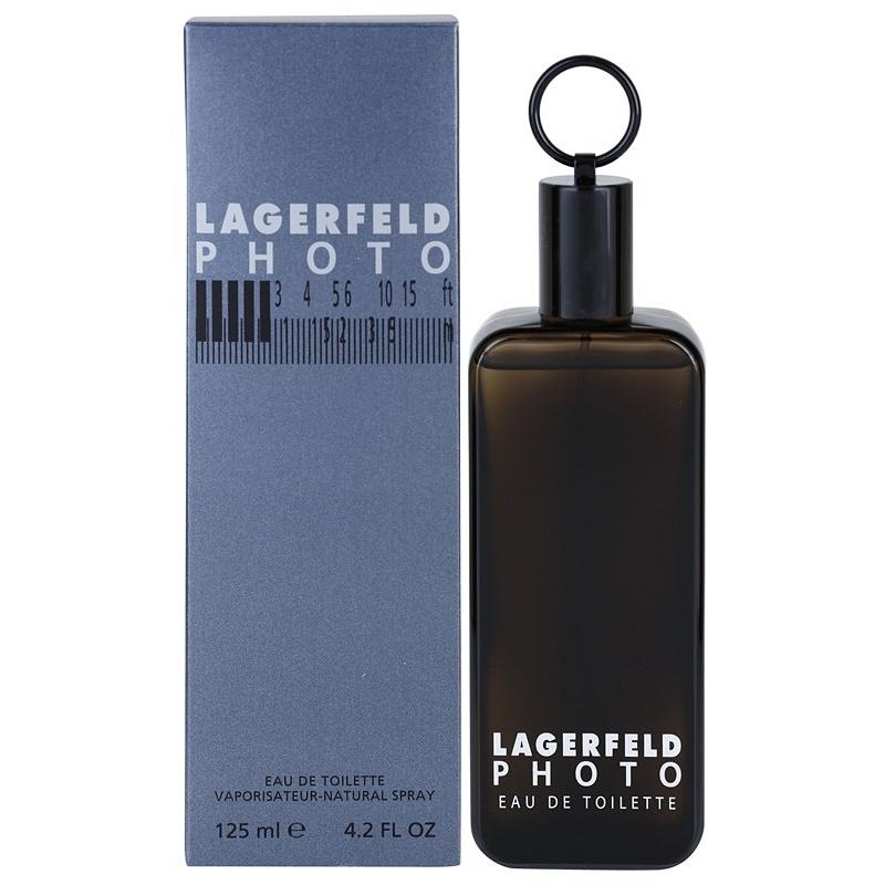 karl lagerfeld photo eau de toilette for men 125 ml. Black Bedroom Furniture Sets. Home Design Ideas