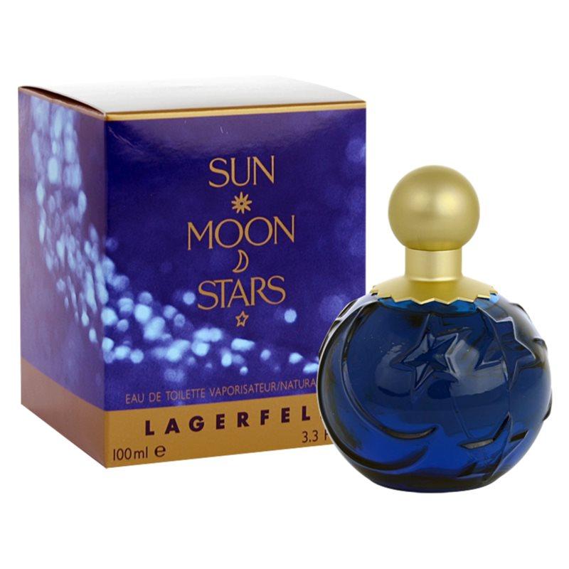 Sun Moon Stars Lagerfeld