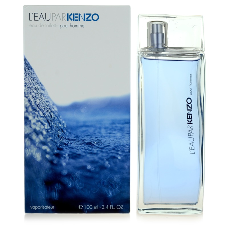 kenzo l 39 eau par kenzo pour homme eau de toilette f r. Black Bedroom Furniture Sets. Home Design Ideas