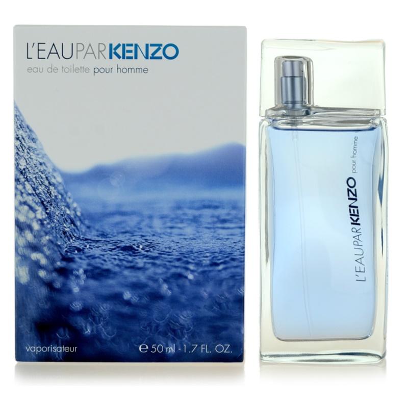 kenzo l 39 eau kenzo pour homme eau de toilette pour homme 100 ml. Black Bedroom Furniture Sets. Home Design Ideas