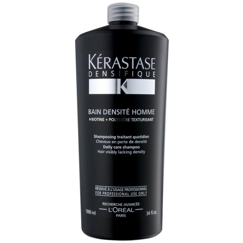 K rastase densifique bain rafra chissant et raffermissant for Perte de cheveux homme