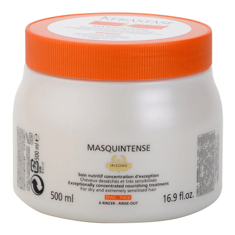 k rastase nutritive masque pour cheveux forts r ches et secs. Black Bedroom Furniture Sets. Home Design Ideas