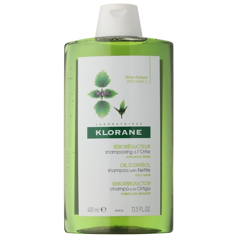klorane nettle shampoing pour cheveux gras. Black Bedroom Furniture Sets. Home Design Ideas